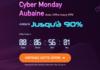 Cyber Monday : le VPN IVACY à partir de seulement 0,8 € par mois !