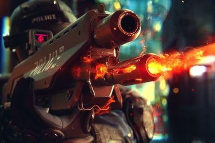 Cyberpunk 2077 - 1