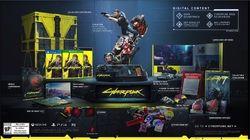 Cyberpunk collector 1