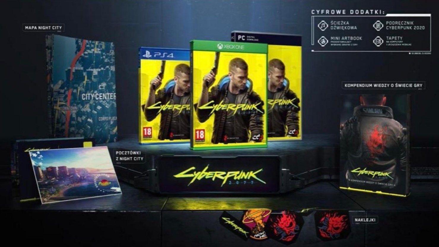 Cyberpunk 2077 : le report serait dû au manque de puissance des consoles de salon