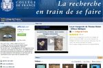 Dailymotion-College-de-France