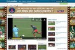 Dailymotion-PSG