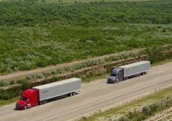 Daimler convoi poids lourd autonome
