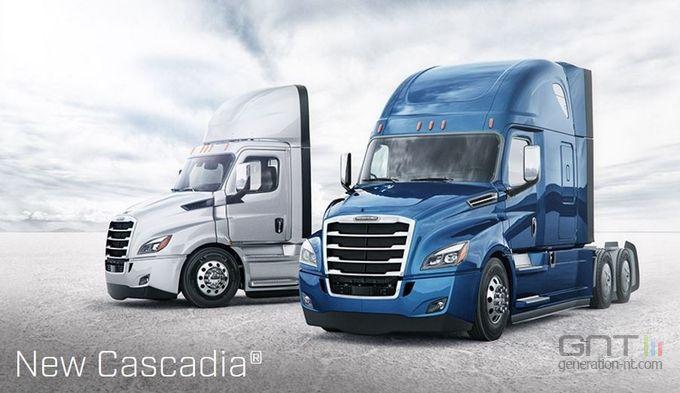 Daimler New Cascadia