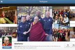 Dalaï lama instagram