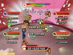 Dance dance revolution hottest party 10