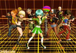 Dance dance revolution hottest party 1