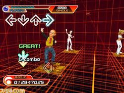 Dance dance revolution hottest party 8