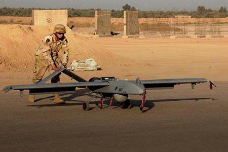 darpa drone