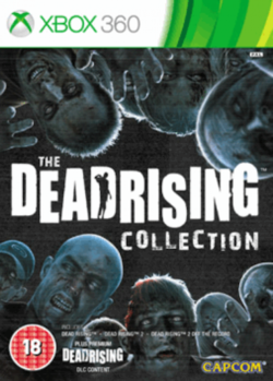 Dead Rising Collection - pochette