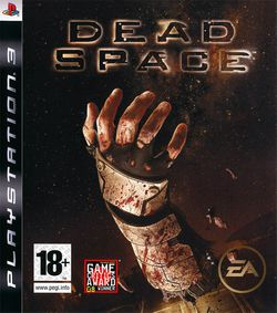 Dead Space   pochette PS3