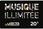 Deezer-carte-cadeau