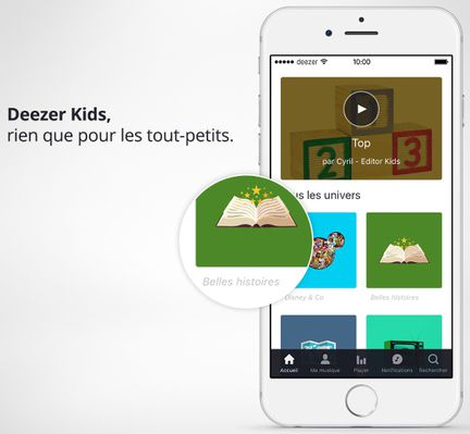 Deezer-Kids