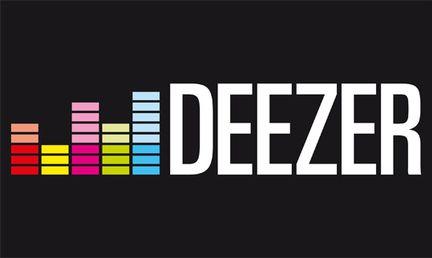 Deezer pour Windows 8