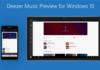 Deezer compatible avec le format Flac sur PC et Mac
