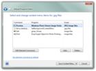 Default Programs Editor : paramétrer des associations de programmes et de fichiers par défaut
