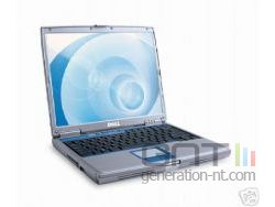 Dell inspiron 600m pc portable small