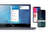 Dell : duplication d'écran et transfert de fichiers entre iOS et Windows