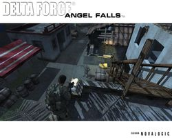 Delta Force Angel Falls   Image 2
