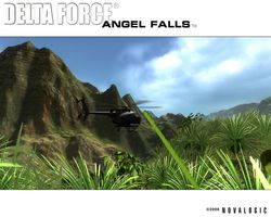 Delta Force Angel Falls   Image 3