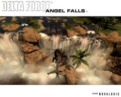 Delta Force Angel Falls   Image 4