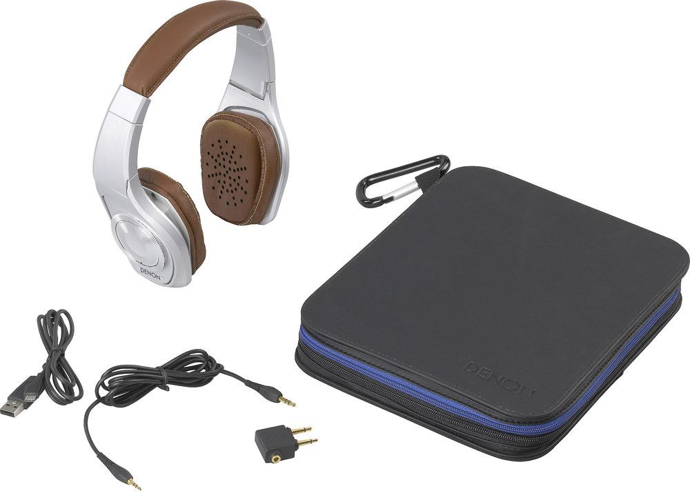 Un casque-micro sans-fil très haut de gamme chez Denon