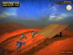 Desert Moto Racing screen1