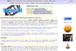 Design du site VideoLAN en 2005 (Small)