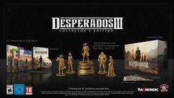 Desperados III collector