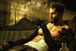 Deus Ex Human Revolution - artwork
