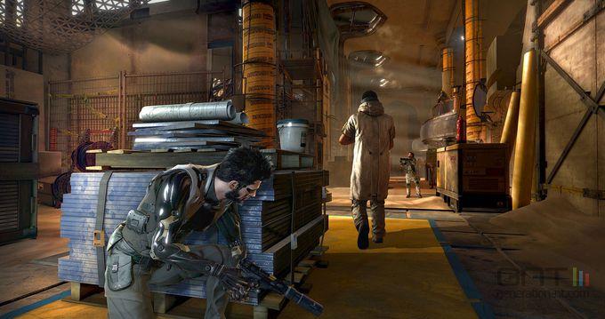 Deus Ex Mankind Divided - 1