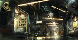 Deux Ex Mankind Divided - 4