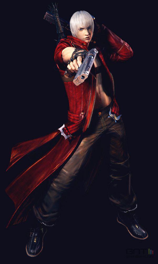 Devil May Cry 3 SE - Dante