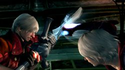 Devil may cry 4 4