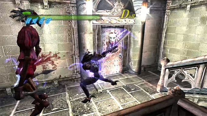 Devil May Cry Switch2