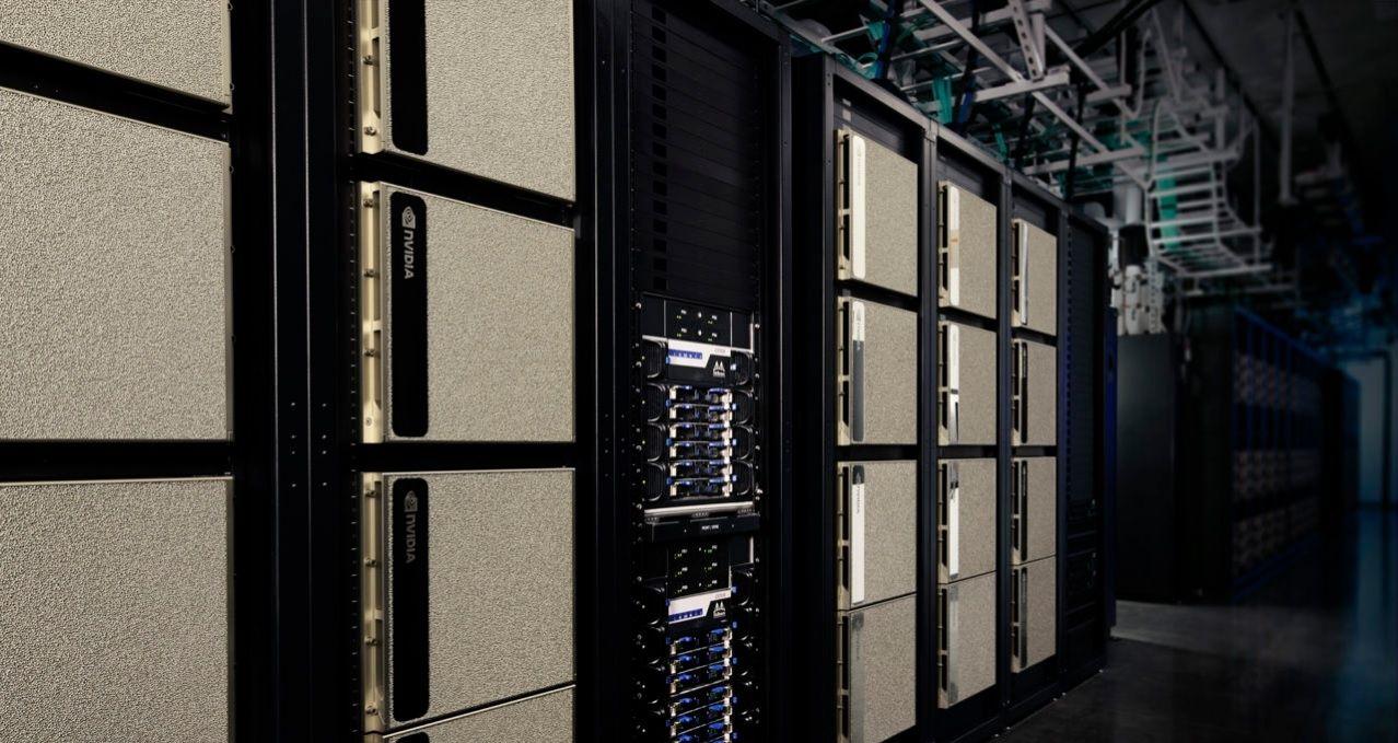 Nvidia DGX SuperPOD : le supercalculateur de 9,4 petaflops monté en trois semaines