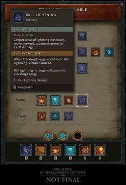 Diablo IV enchantement