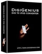 DigiGenius Video to iPod Converter : convertir des vidéos pour un iPod