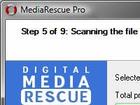 Digital MediaRescue Professional : retrouver des fichiers perdus