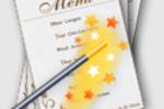 DinnerWiz : imprimer de vrais menus comme au restaurant