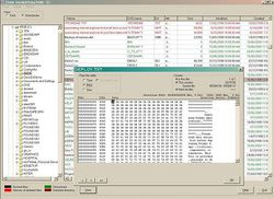 Disk Investigator screen 2