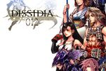 Dissidia 012 Duodecim Final Fantasy - jaquette