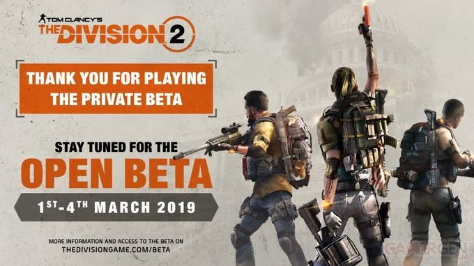 Division beta ouverte