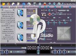 DJ Studio Pro screen1