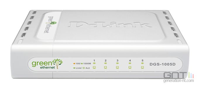 Dlink DGS-1005D