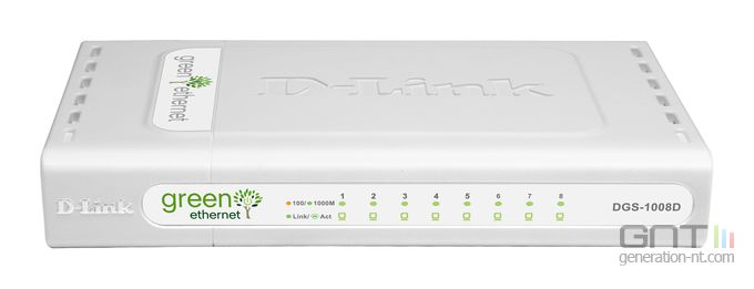 Dlink DGS-1008D