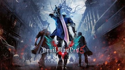 DMC 5 devil may cry.