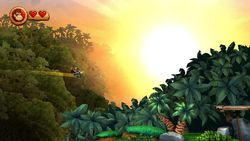 Donkey Kong Country Returns - 1