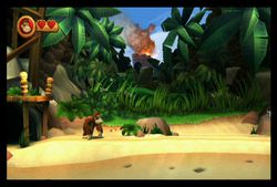 Donkey Kong Country returns (3)