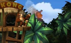 Donkey Kong Country Returns 3DS - 1
